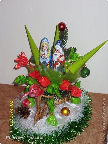 это новогоднее оформление коробки конфет фото 4