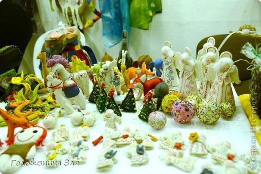 10-ая выставка кукол в Петербурге фото 14