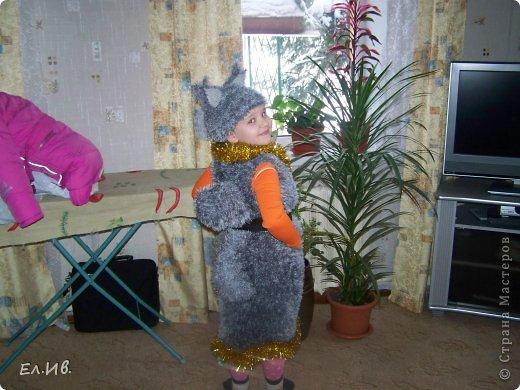 К Новому году любимой племяшке связался костюм.Отгадайте кого? фото 3