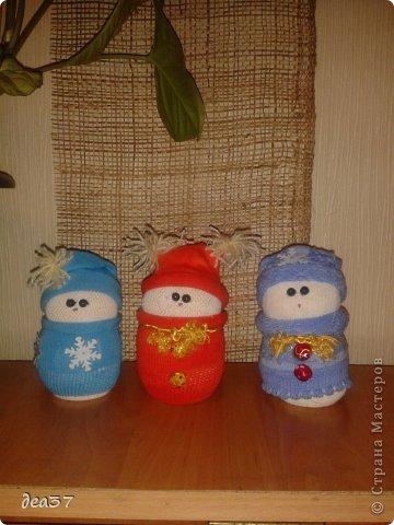 снеговики фото 9