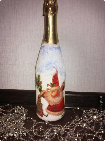 бутылочка к новому году:) фото 2