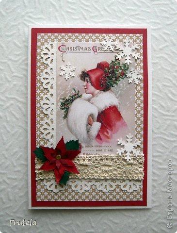 сложились винтажненькие открыточки) фото 4
