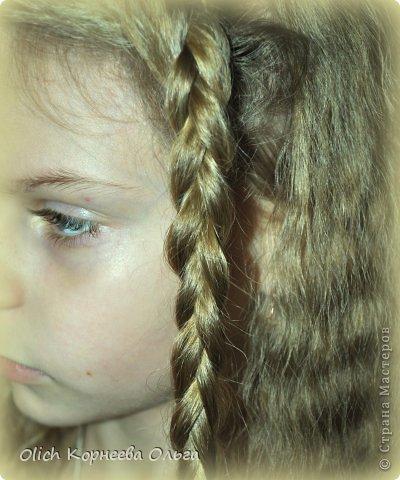 Мастер-класс Прическа Плетение Цветок из волос Волосы фото 5