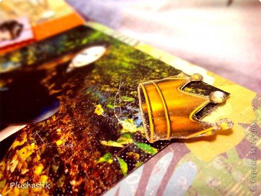 Здраствуйте, дорогие мастерицы!! Осенью мы с подругой решили устроить фотоссесию. и мне пришла идея подарить ей на НГ фотоальбом с капелькой теплых слов и пожеланий на память, о той прекрасной осени))) и вот что получилось)) фото 22