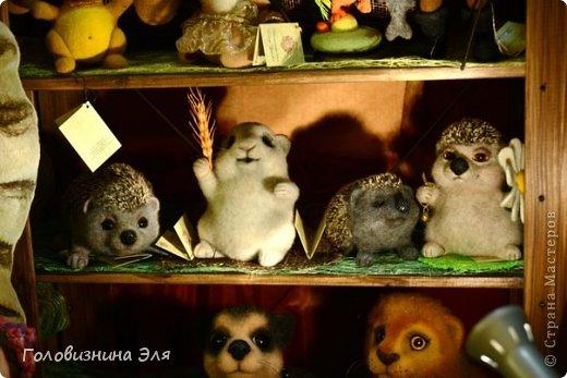 10-ая выставка кукол в Петербурге фото 8