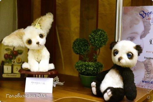 10-ая выставка кукол в Петербурге фото 9