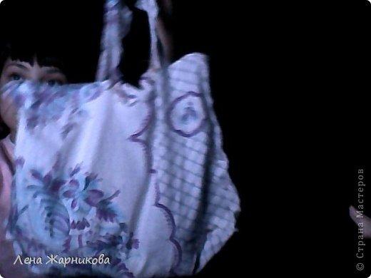 вот моя сумка на она конечно не очень получилась фото 1