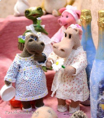 10-ая выставка кукол в Петербурге фото 5
