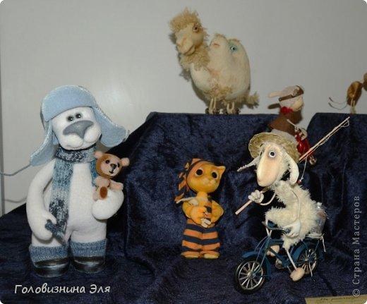 10-ая выставка кукол в Петербурге фото 4