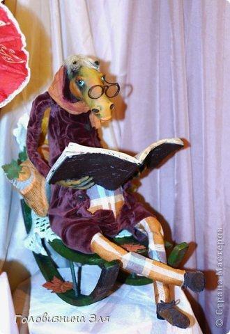 10-ая выставка кукол в Петербурге фото 2