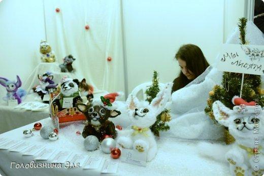10-ая выставка кукол в Петербурге фото 6