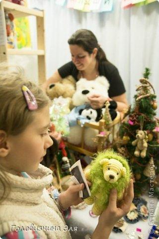 10-ая выставка кукол в Петербурге фото 13