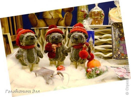10-ая выставка кукол в Петербурге фото 1