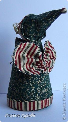 Куклы Рождество Шитьё Текстильные Ангелы с выкройкой Ткань фото 3
