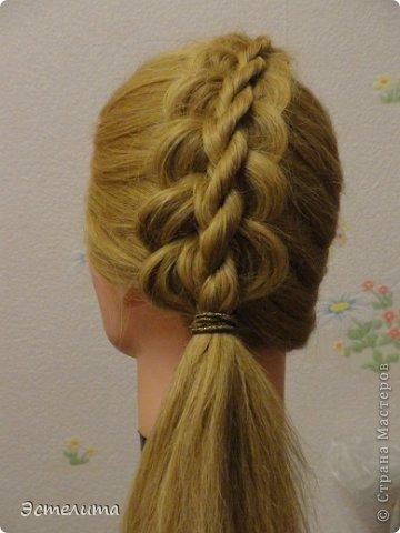 Идеи плетения двойной косы,