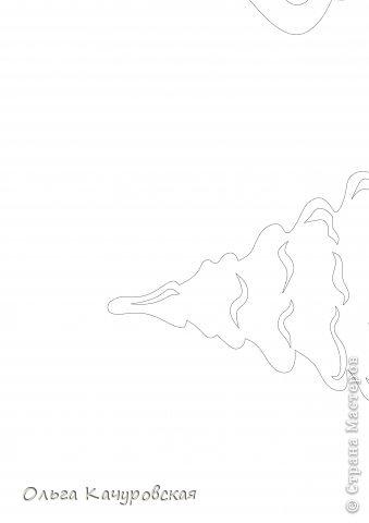 Интерьер Картина панно рисунок Книга Новый год Рождество Вырезание Всё новое - это хорошо   отредактированное старое -   шаблоны Бумага фото 14