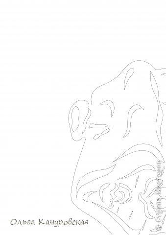 Интерьер Картина панно рисунок Книга Новый год Рождество Вырезание Всё новое - это хорошо   отредактированное старое -   шаблоны Бумага фото 15