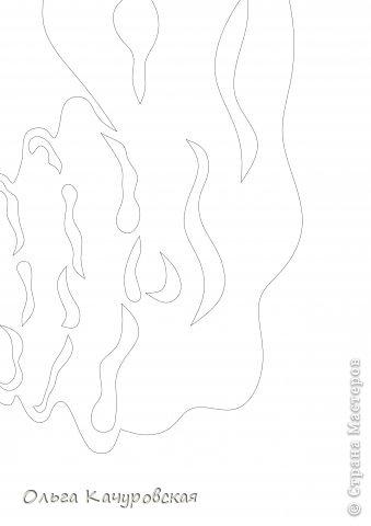 Интерьер Картина панно рисунок Книга Новый год Рождество Вырезание Всё новое - это хорошо   отредактированное старое -   шаблоны Бумага фото 16