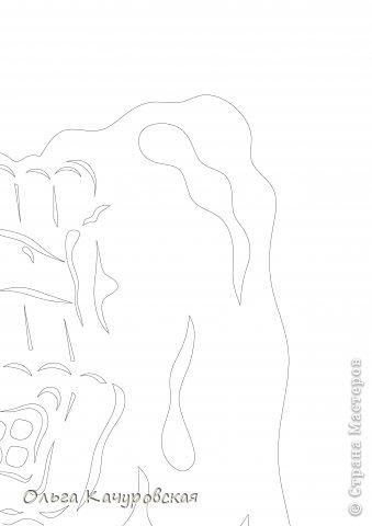 Интерьер Картина панно рисунок Книга Новый год Рождество Вырезание Всё новое - это хорошо   отредактированное старое -   шаблоны Бумага фото 17
