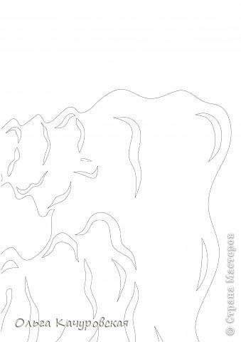Интерьер Картина панно рисунок Книга Новый год Рождество Вырезание Всё новое - это хорошо   отредактированное старое -   шаблоны Бумага фото 22
