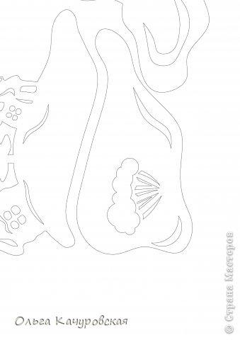 Интерьер Картина панно рисунок Книга Новый год Рождество Вырезание Всё новое - это хорошо   отредактированное старое -   шаблоны Бумага фото 26