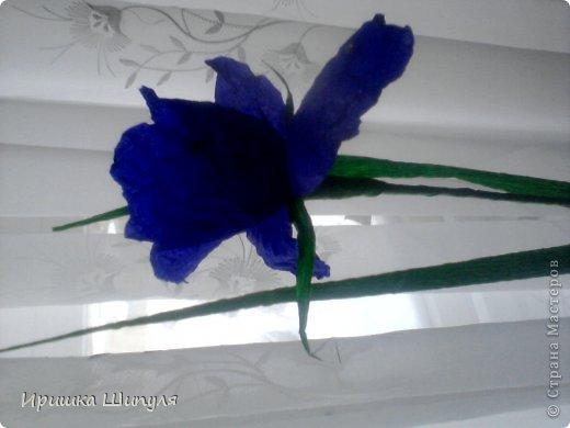 На каждом цветке,на одном лепестке прикреплены маленькие стразики) фото 3