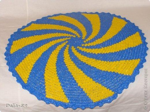 Бабушкины коврики из