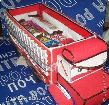 Киндер-грузовичок в подарок фото 5