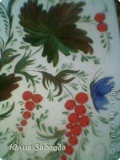 Картина панно рисунок Роспись Петриковка Краска фото 5