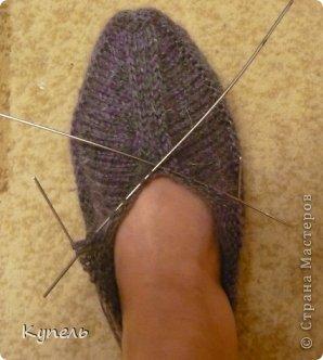 Предлагаю связать следики-черевички. фото 9