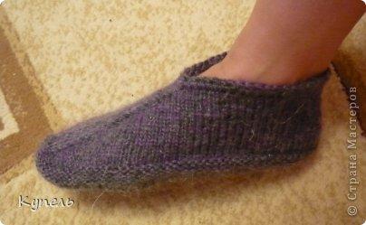 Предлагаю связать следики-черевички. фото 15