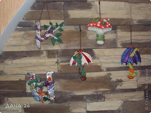 Здравствуйте мастерицы!В преддверии Нового года ,налепили с Данусей сувенирчиков из соленого теста,для друзей. фото 1