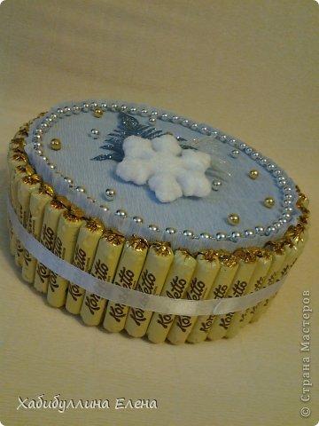 Здравствуйте, мои хорошие!!!! Вот и у меня испекся тортик к новому году :) фото 1