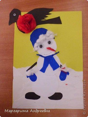Снеговички фото 2