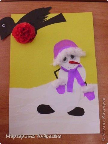 Снеговички фото 4