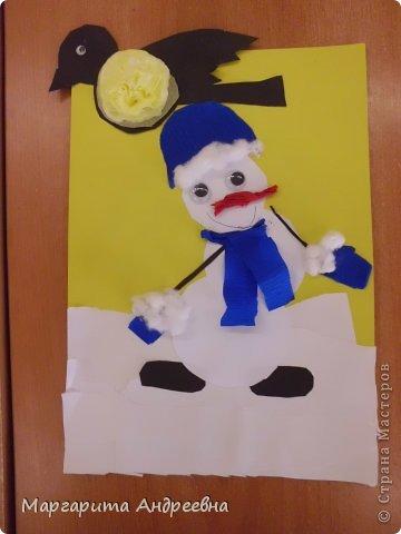Снеговички фото 8