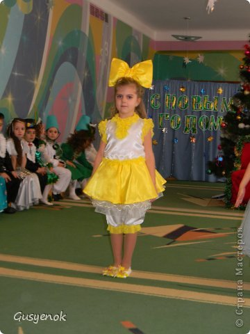 Новогодний костюм КУКЛЫ | Страна Мастеров - photo#7