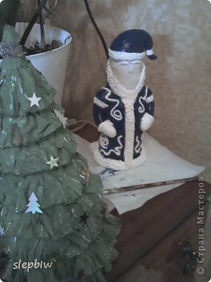 В преддверии Нового Года у нас в саду был объявлен конкурс на новогоднюю поделку. фото 14