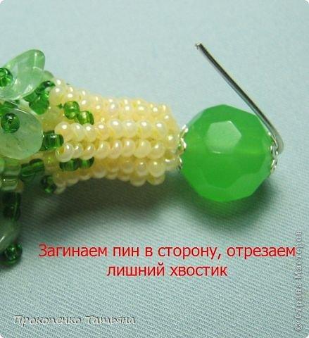 Вот такие кисточки ,как их собирать ,сделала мк-моя ученица-Наташа Вовченко фото 20