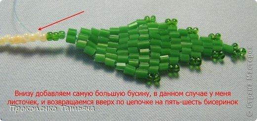 Вот такие кисточки ,как их собирать ,сделала мк-моя ученица-Наташа Вовченко фото 8