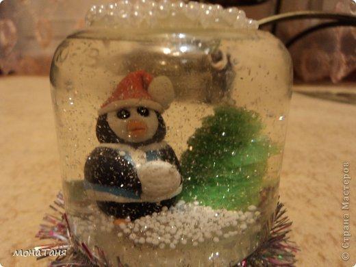 Снежный шар 2 фото 1