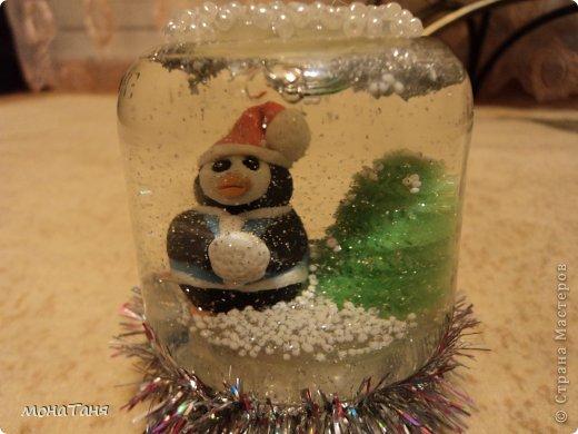 Снежный шар 2 фото 2
