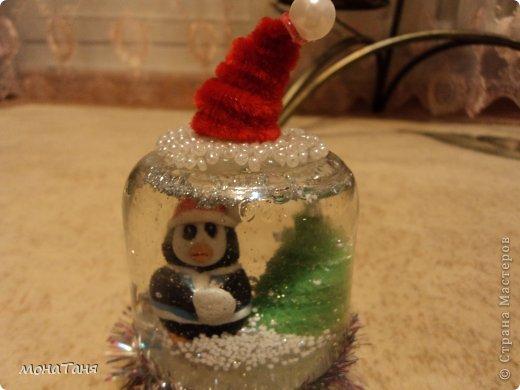 Снежный шар 2 фото 3