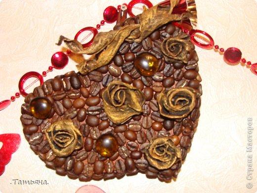 кофейное сердечко фото 1
