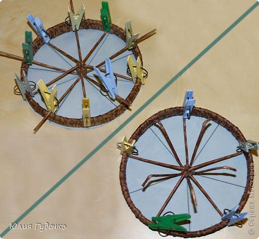 Рада всех приветствовать на моей страничке! До сей поры была равнодушна к плетёнкам, коих на сайте огромное количество, велосипедов тоже не счесть. фото 33