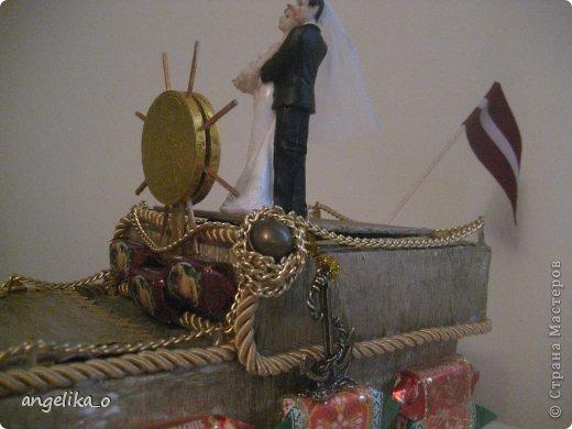 Свадебный корабль. 35 лет свадьбы фото 7