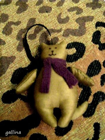 "Пошилась куколка в любимом стиле ""примитив"". фото 6"