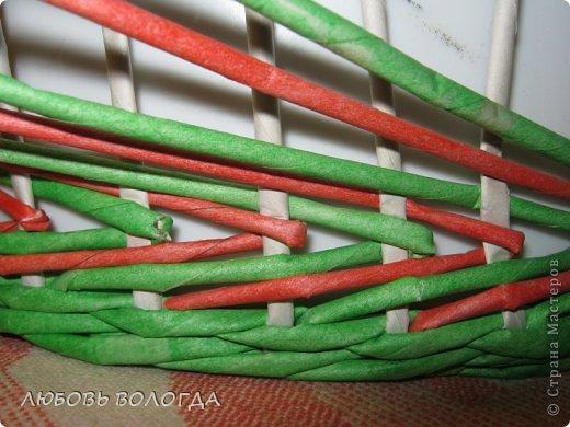 Мастер-класс Плетение Из брака брак  Трубочки бумажные фото 7
