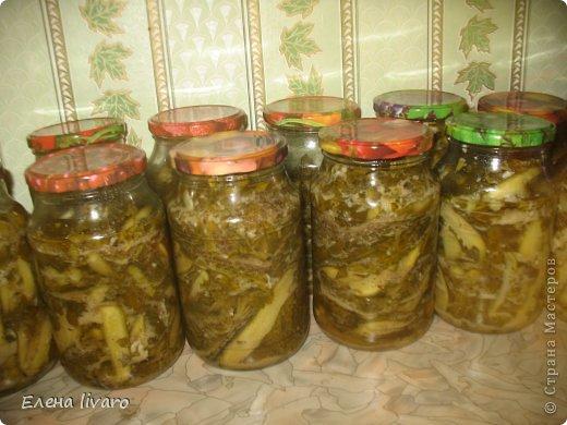 Рецепт: Огурцы на зиму - все рецепты России