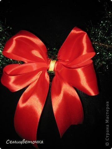 Рождественский веночек фото 3